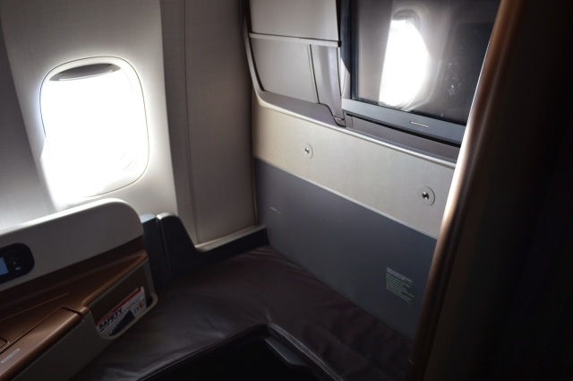Review | Singapore Airlines New Next-Gen First Class (Singapore