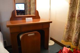 'Study' desk