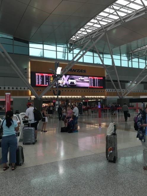 The Qantas Terminal