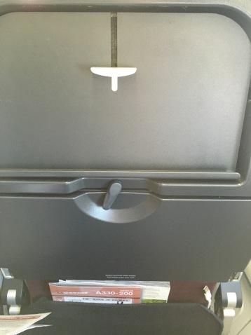 Seatback