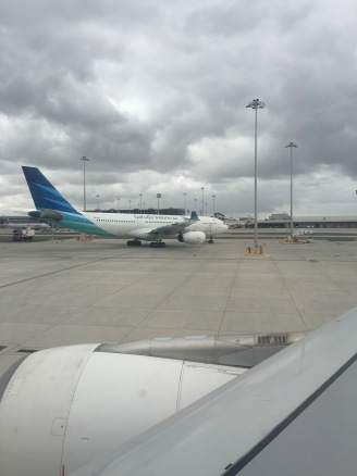 Garuda Indonesia A330